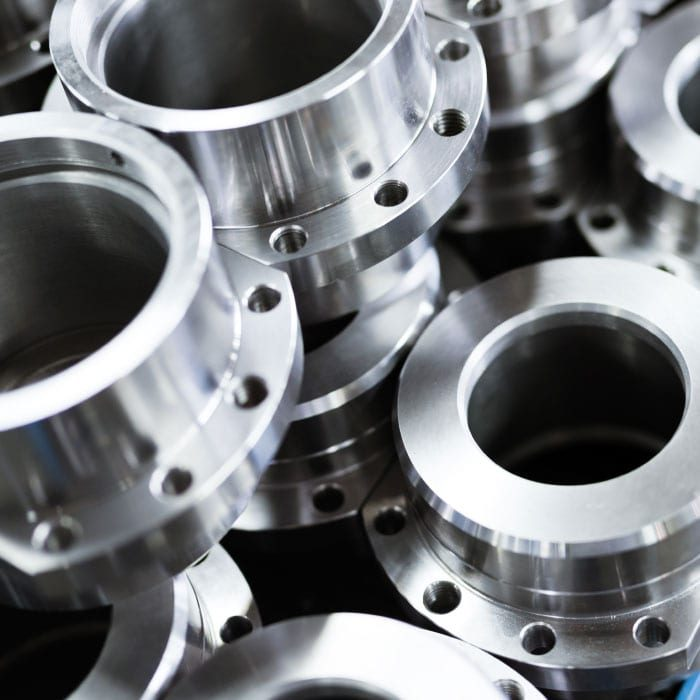 Machined gear parts